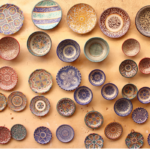 stoneware, earthenware, porcelain
