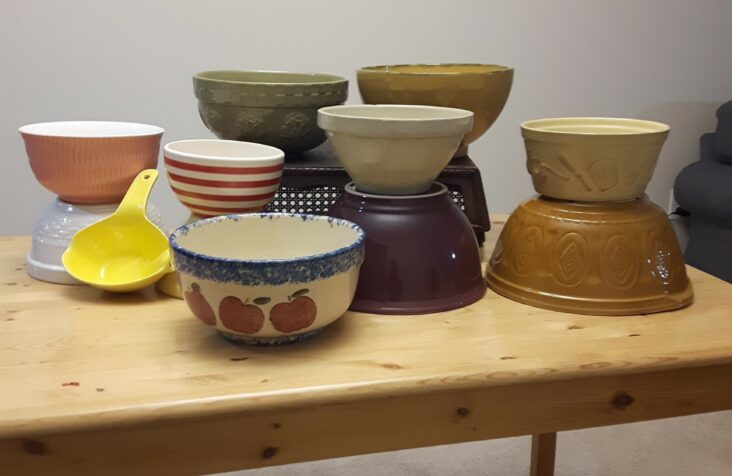 my ceramic bowls